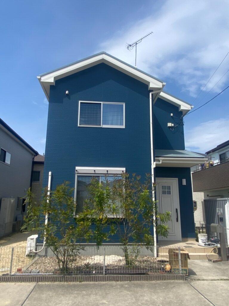外壁屋根塗装工事/高級シリコンプラン